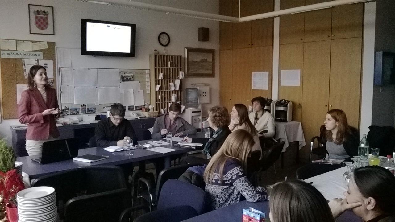 Održan sastanak radne skupine