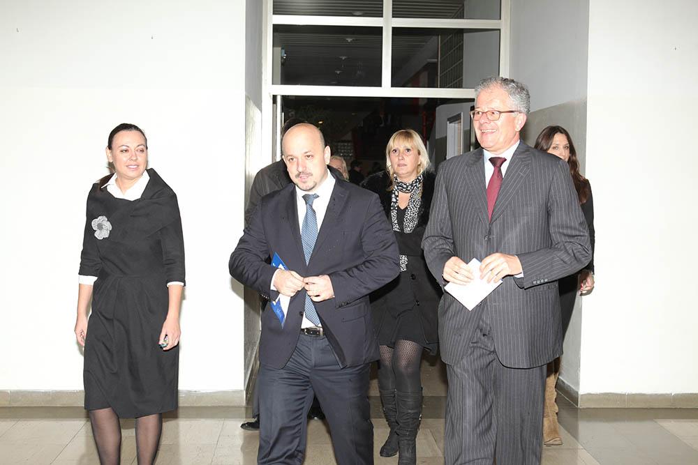 Brojne hrvatske institucije dale potporu projektu I. gimnazije