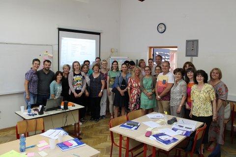 27 nastavnika završilo program stručnog usavršavanja